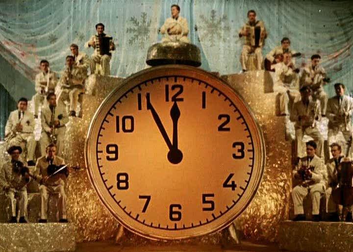 В пяти минутах от нового года фильм