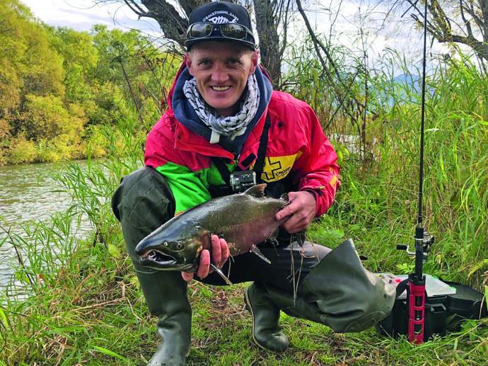 Рыбаки-любители всей Камчатки, объединяйтесь!